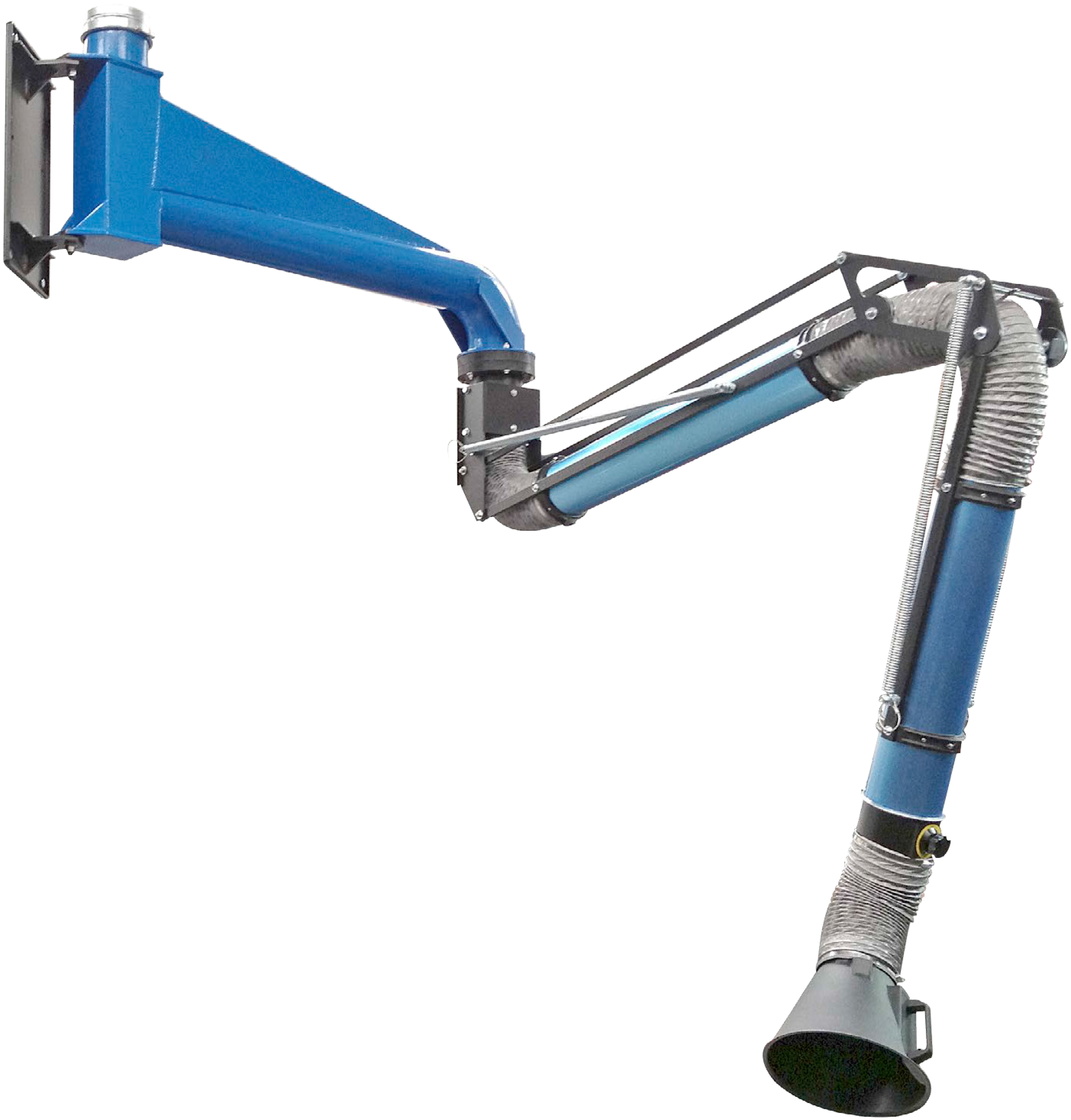 Industrial Suction Systems : Abp industrial suction arms