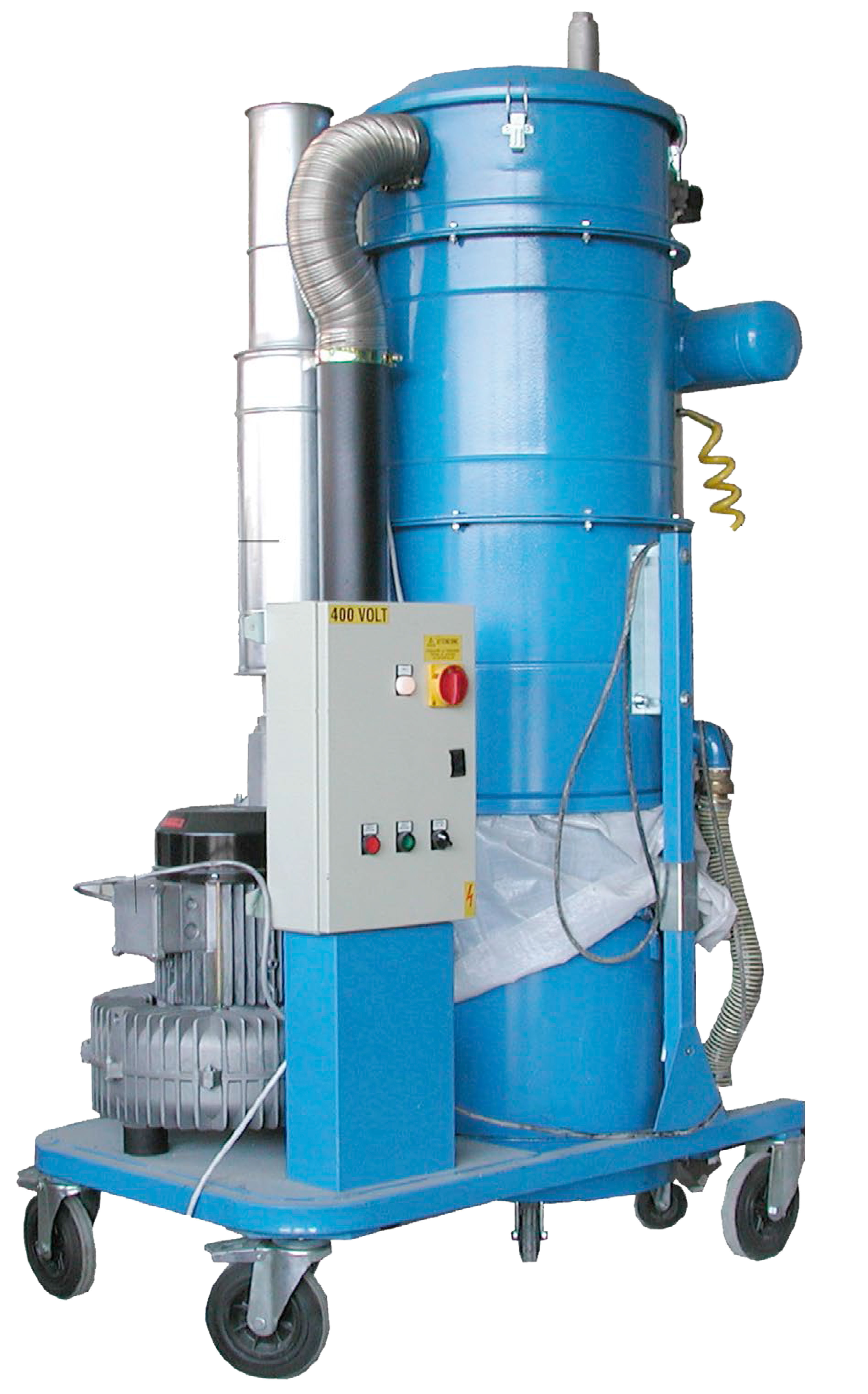 Industrial Suction Systems : Abp industrial vacuum cleaners