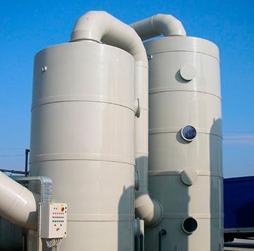 מערכות ספיגה ונטרול גזים
